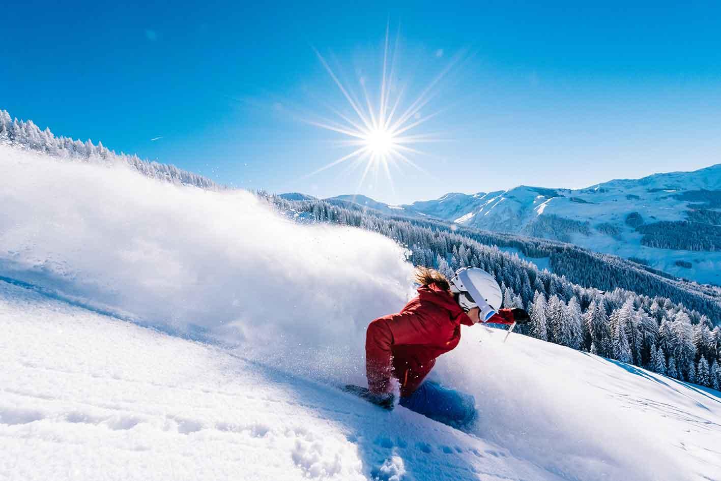 Winterurlaub Stadlleiten Wagrain