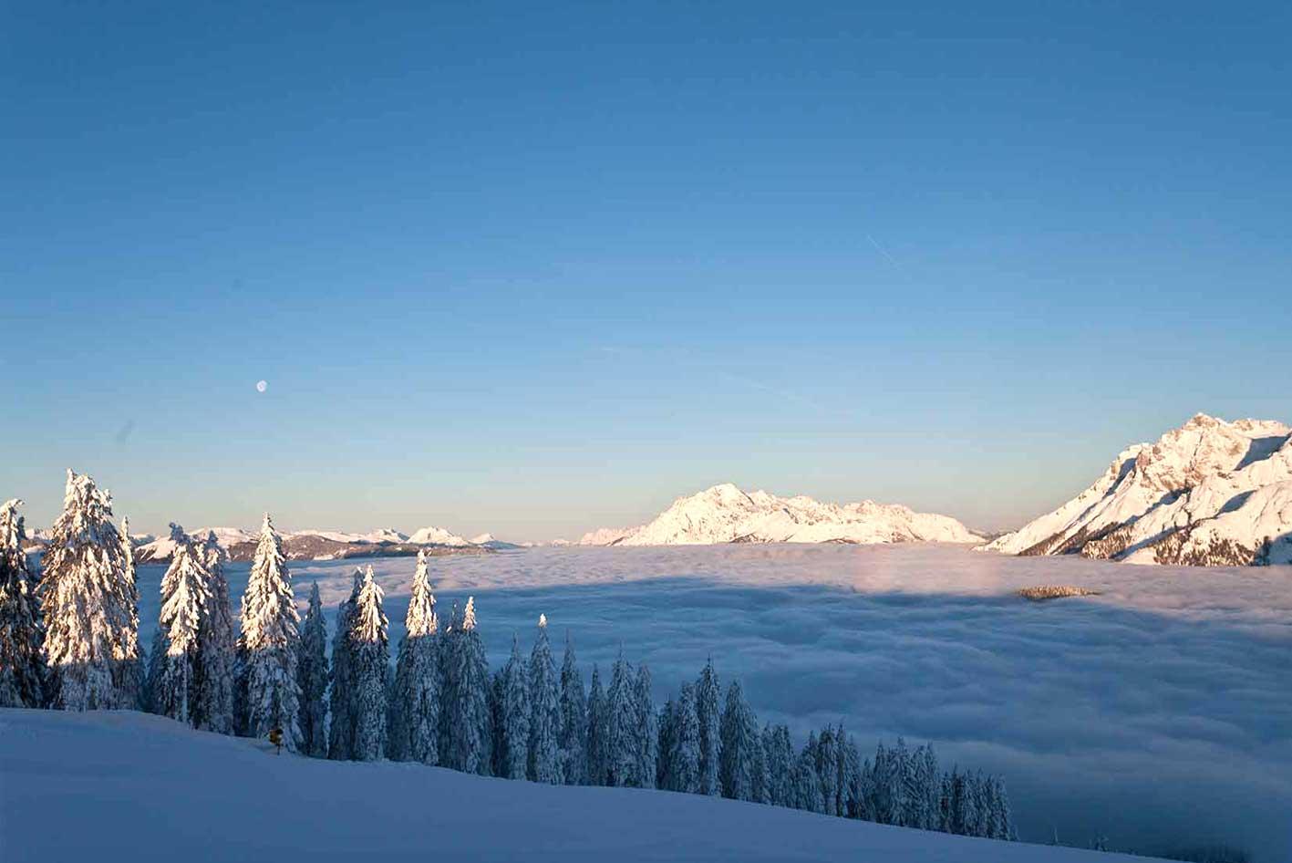 Winterurlaub im Salzburgerland